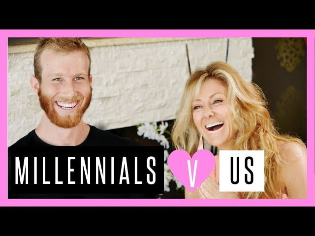 Millennials Vs Baby Boomers & Gen X How Do They Think How Does This Affect Us fabulous50s