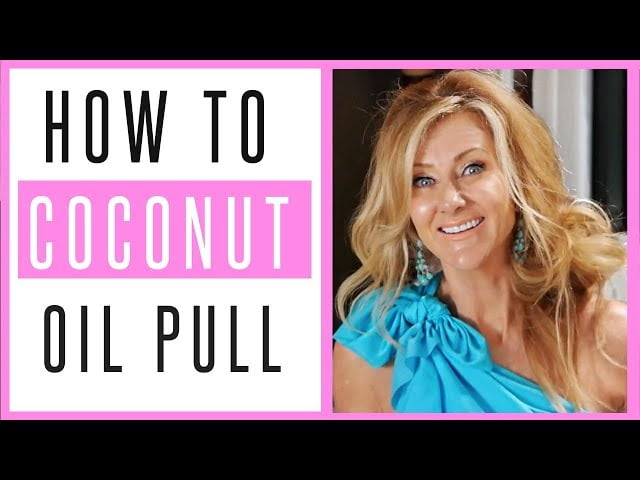 How To Coconut Oil Pull – For whiter teeth and a healthy body – naturally! – fabulous50s