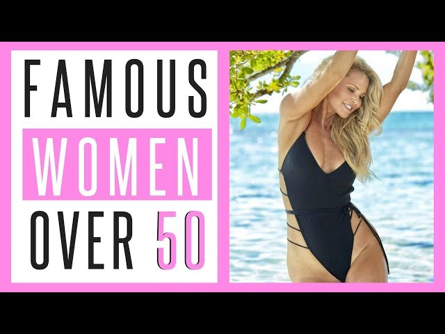 "Famous Women Over 50 Who Have Still ""GOT IT"" – fabulous50s"