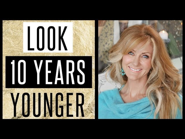 Look 10 Years Younger – By Choosing The Right Colours – fabulous50s