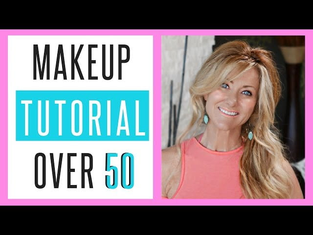 Anti Aging Makeup For A Dewy Cheek Look That Gives An Instant Lift- fabulous50s