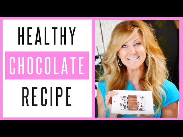 Best Chocolate Sugar Free Anti Ageing Tastes Amazing & Good For You – Ready In 5 Minutes!