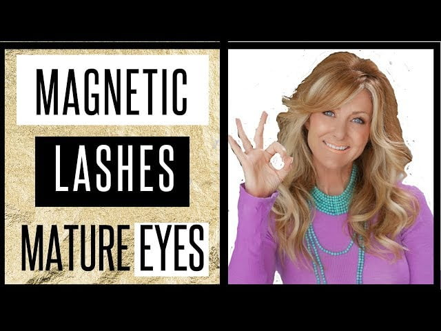 Magnetic Lashes For Mature & Hooded Eyes – 2018 – fabulous50s