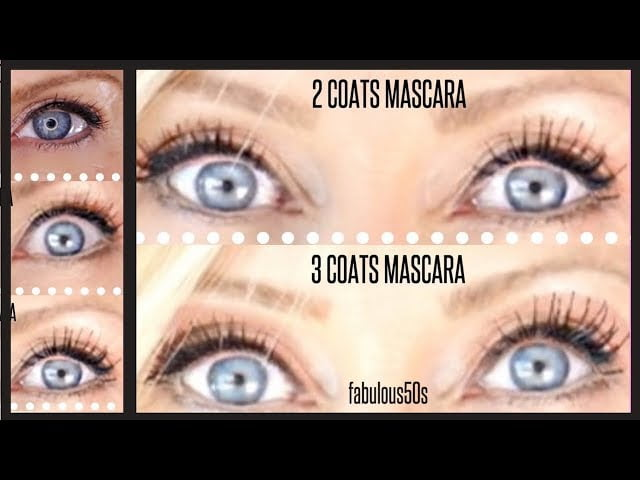 How To Get Massive Lashes Over 50 SHOCKING RESULTS