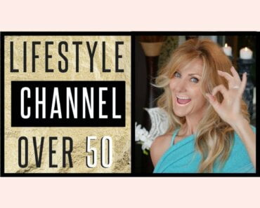 Why I Started on YouTube | Channel Trailer | Fashion | Beauty | Lifestyle Over 50
