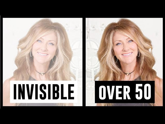 The Simple Solution To Feeling Left Out And Invisible Over 50!