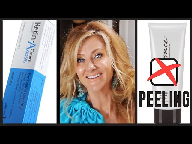 Retin-A Step By Step Tutorial For Women Over 50!