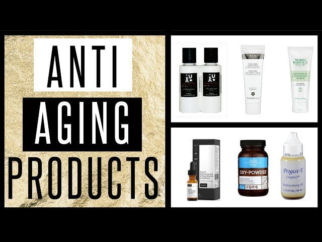 Instant Anti Aging Beauty Tips Over 50