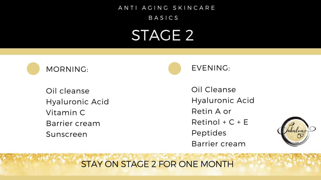 Anti Aging Skincare For Mature Women Over 50