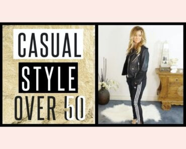 Over 50 Style Tips | Casual Sporty Style!