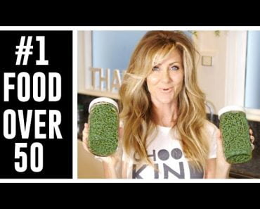 WORLDS BEST ANTI AGING FOOD | DELAY AGING OVER 50