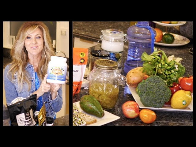 WHAT I EAT IN A DAY FOR ANTI AGING & GLOWING SKIN!