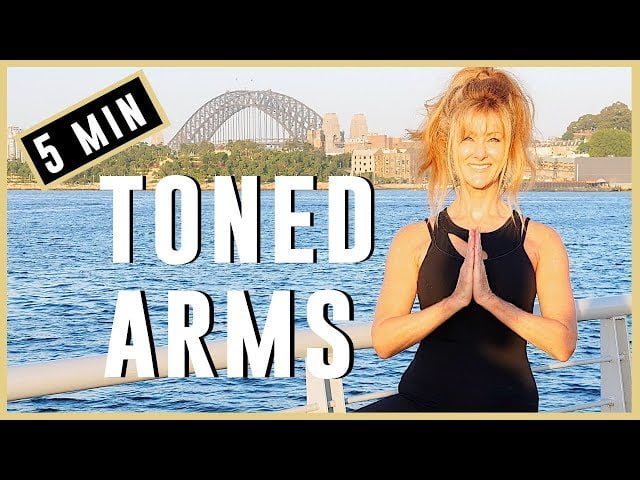 TONED ARM WORKOUT FOR WOMEN OVER 50!