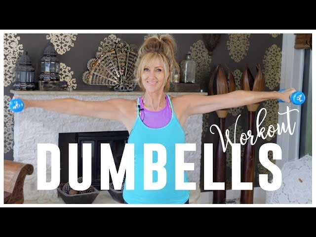 HOW TO LOSE ARM FAT FOR WOMEN OVER 50!