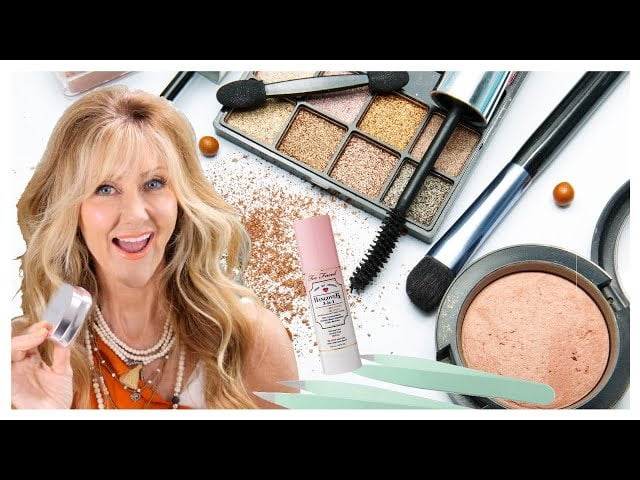 Top Makeup Tips For Women Over 50 2019