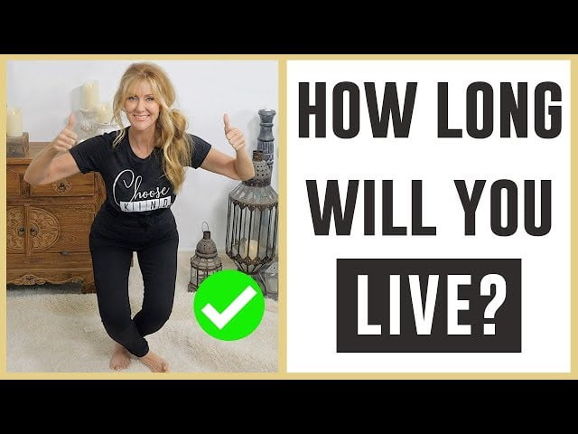 This Exercise Claims To Predict When You Will Die!
