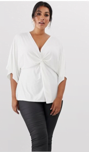 Outrageous_Fortune_Plus_knot_front_jersey_top_in_cream