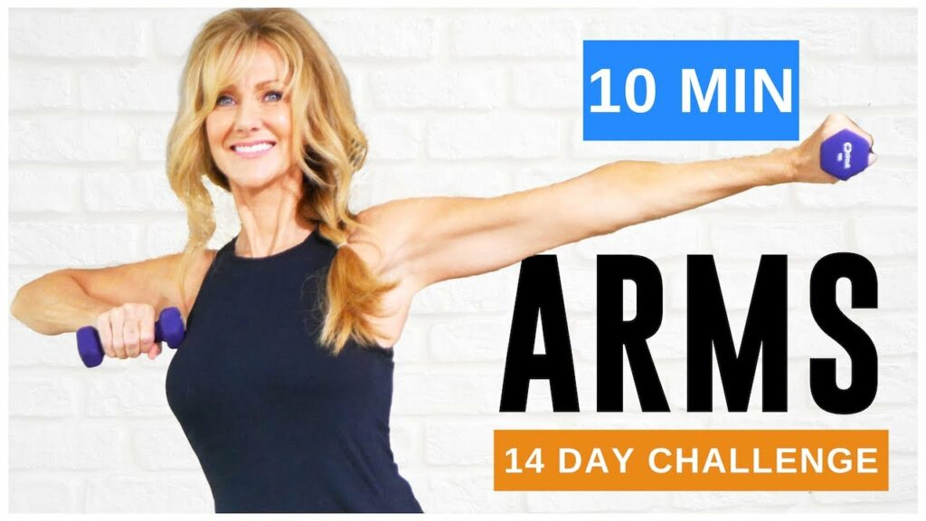 10 minute tone arm workout