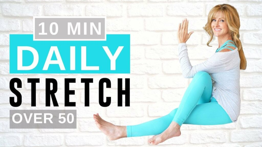 10 Minute Full Body Stretching Routine