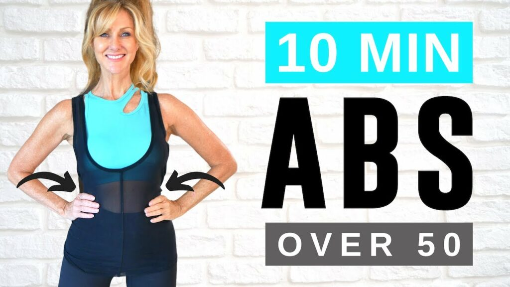 10 minute AB WORKOUT to burn belly fat