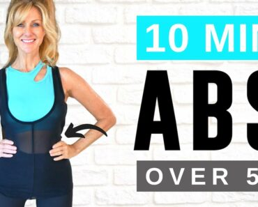 10 minute full body stretching routine for women over 50