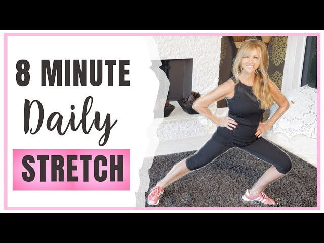 EMOTIONAL RELEASE STRETCHING ROUTINE