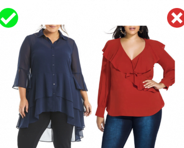 How To Dress For An Inverted Triangle