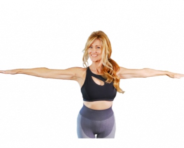 Five Minute Toned Arms Workout
