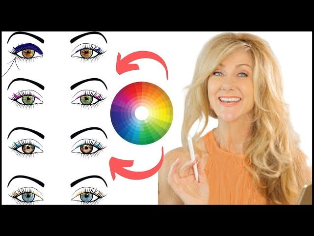MAKEUP TIPS FOR MATURE EYES