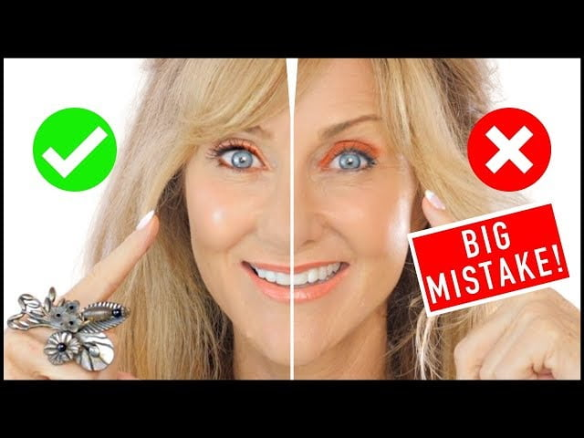 Avoid Makeup Mistakes On Mature Eyes Tutorial Over 50 | Fabulous50s