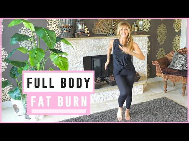 15 MINUTE FAT BURNING INDOOR WALKING WORKOUT