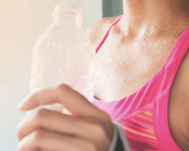 Sweating Is Vital For Healthy Ageing