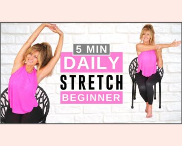 Full Body Seated Stretching