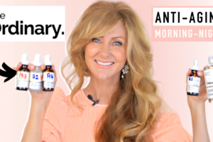 The Ordinary antiaging Skincare