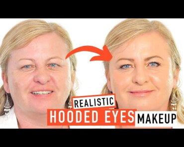 avoid makeup mistakes on mature eyes tutorial over 50