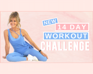 Fabulous50s 14 Day GET FIT Indoor Workout Challenge!