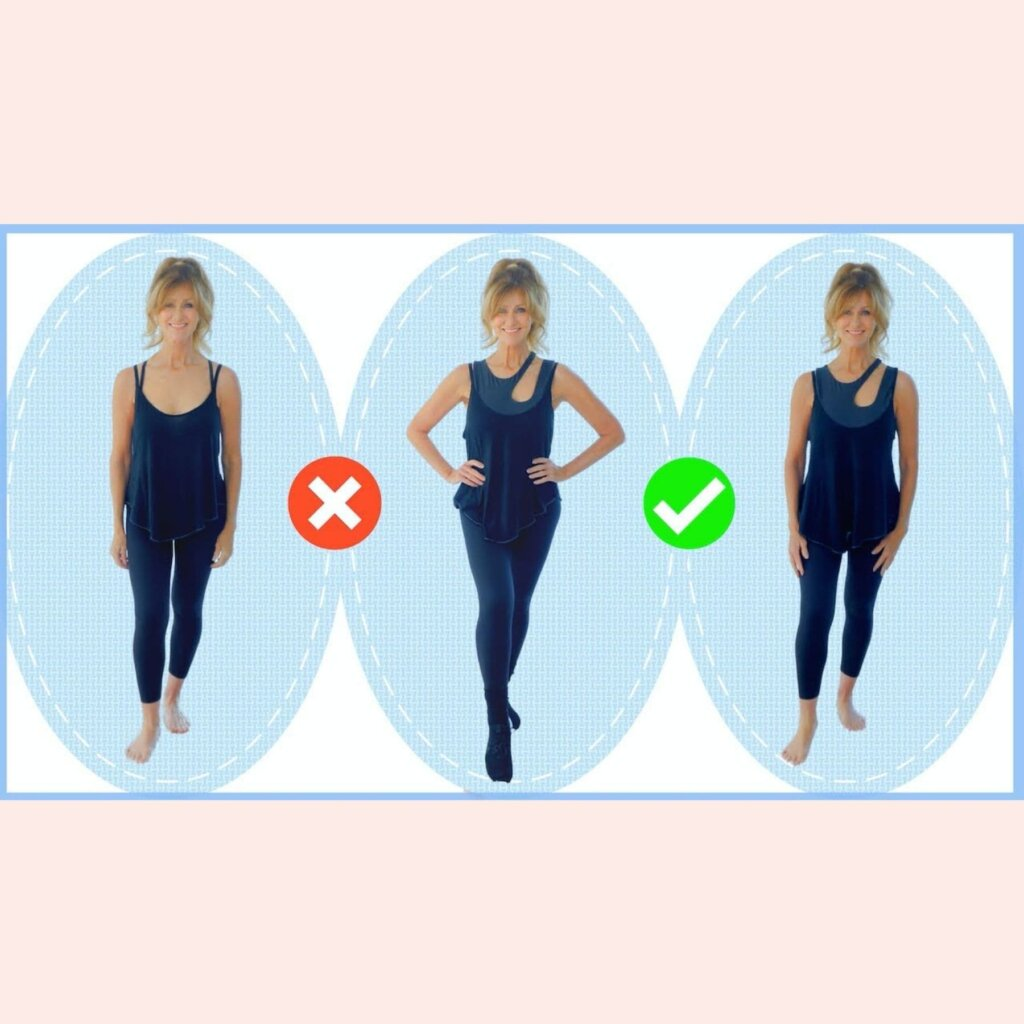 Styling Tips For Women Over 50 | Look Slimmer And Taller In Active Wear!