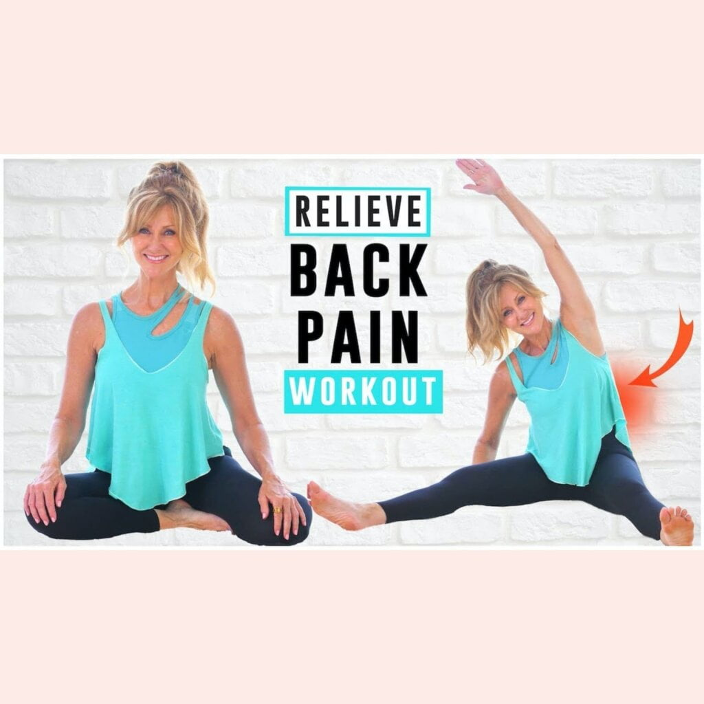 7 Minute Exercises To Relieve Back Pain