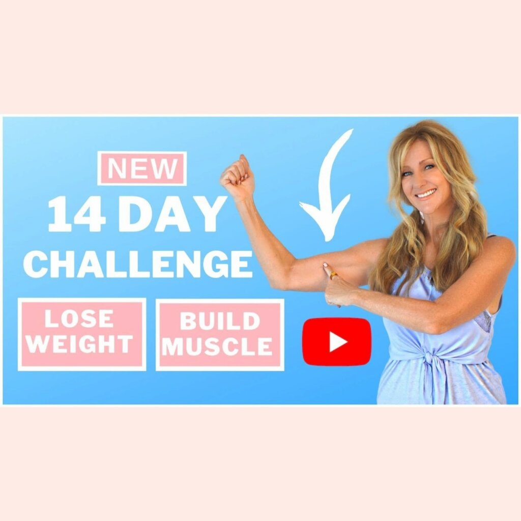 Fabulous50s 14 Day Workout Challenge | Lose Weight & Build Muscle Over 50