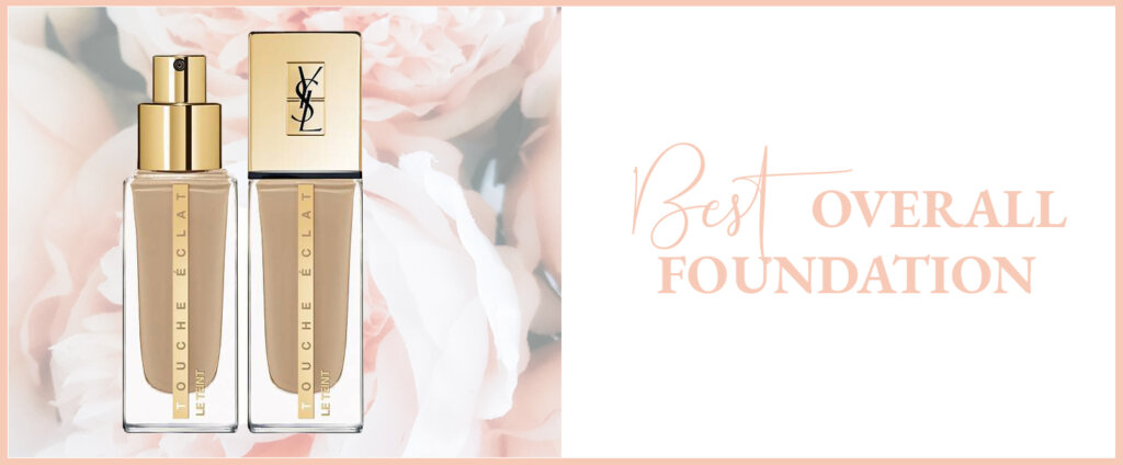 Best Overall Foundations