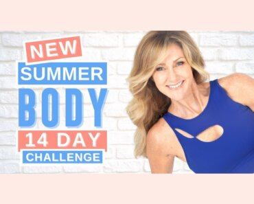 New SUMMER BODY 14 Day Challenge Fabulous50s