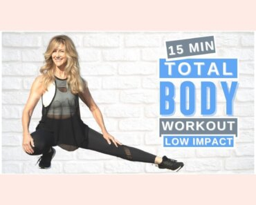 15 Min FULL BODY Workout | Home Routine, Beginner Friendly, No Jumping!