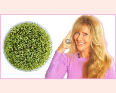 Look Younger By Eating This Food Every Day! How To Make Broccoli Sprouts