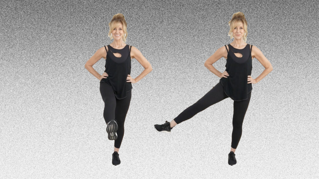 Leg Workout For Women Over 50