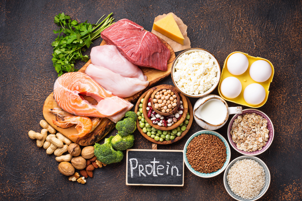 How Much Protein Should I have