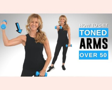 15 Minute Toned Arms Walking Workout | Beginner Friendly!