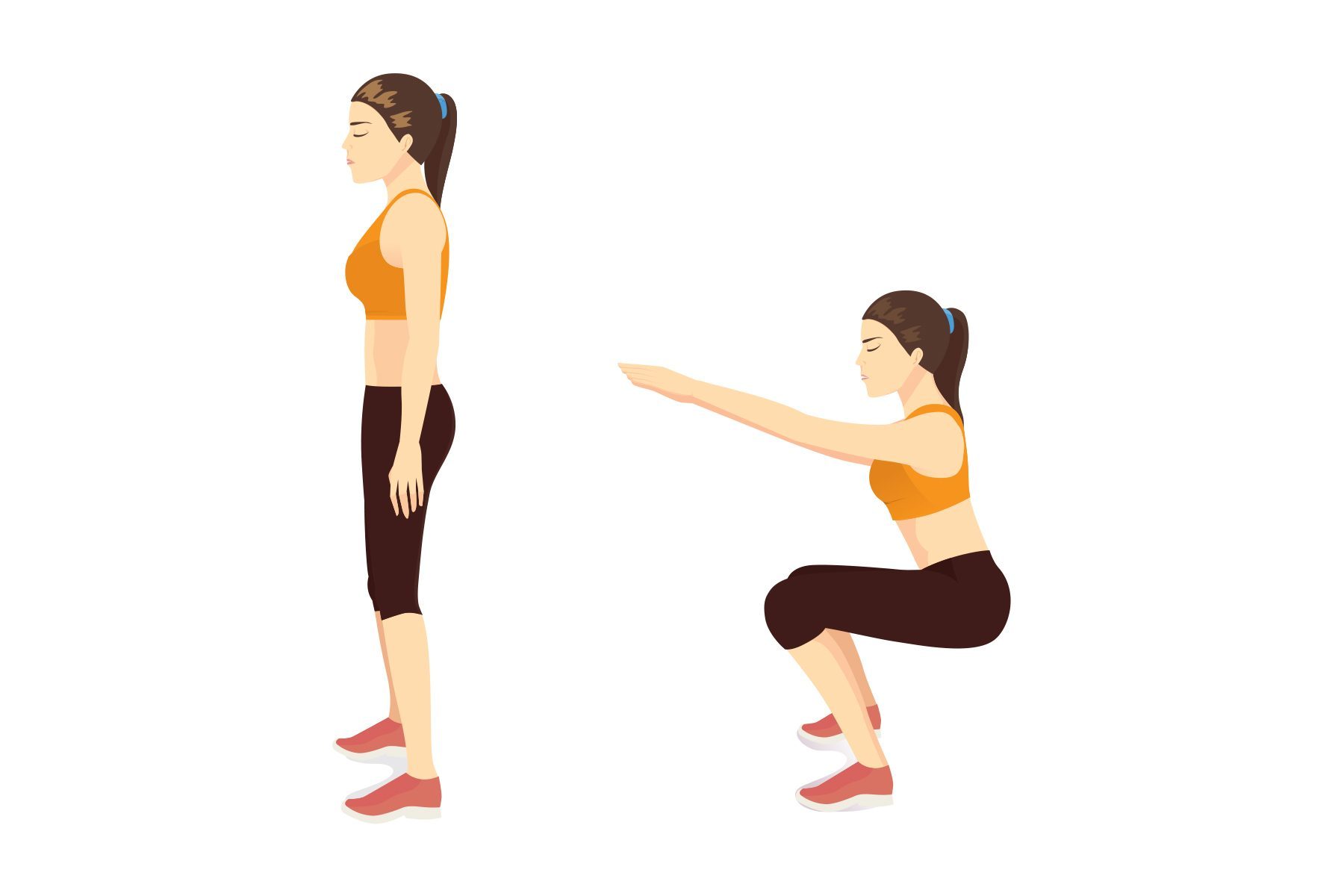 HOW TO SQUAT - Exercise For Women Over 50 - Fabulous 50s