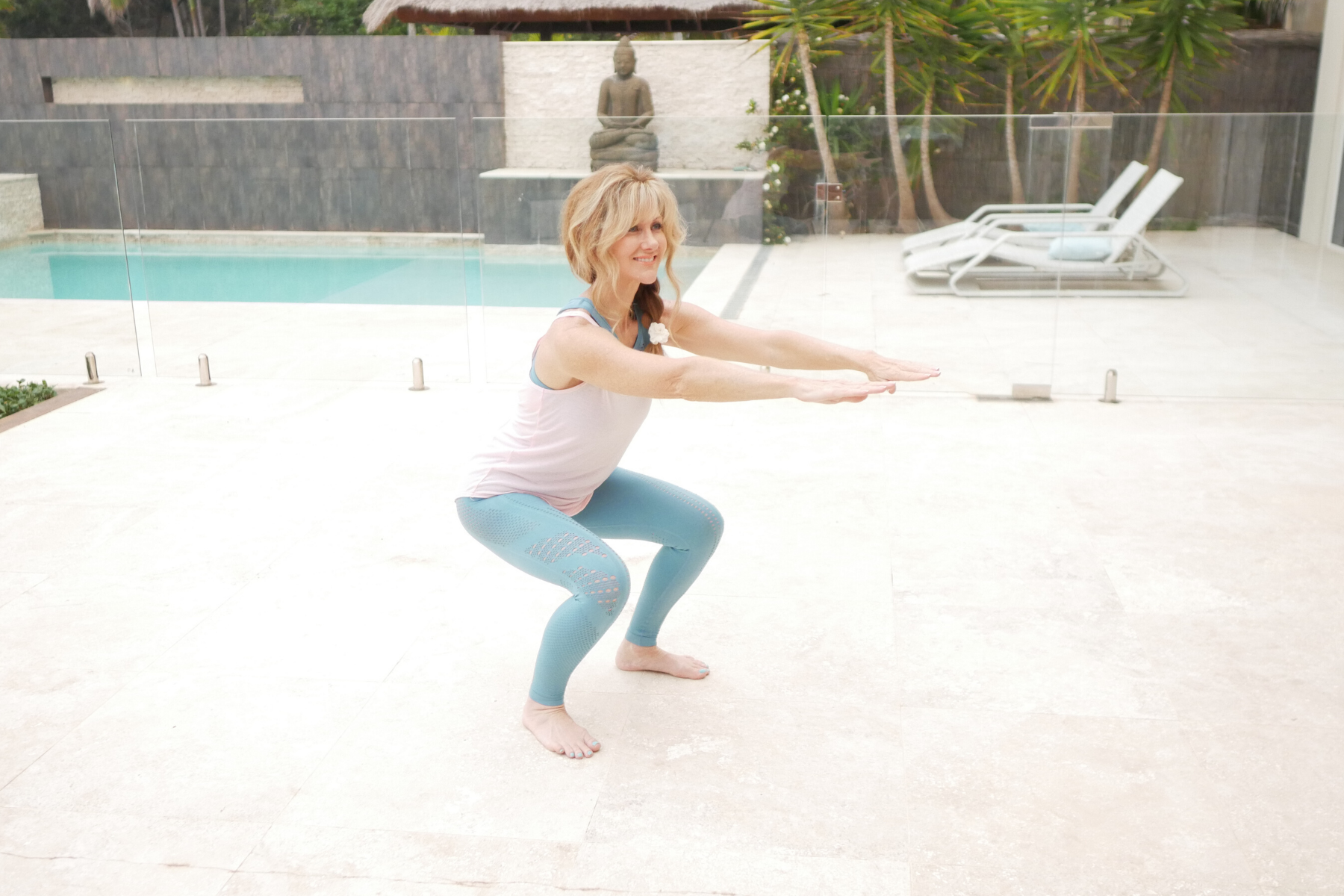 How To Squat Exercise For Women Over 50 Fabulous 50s